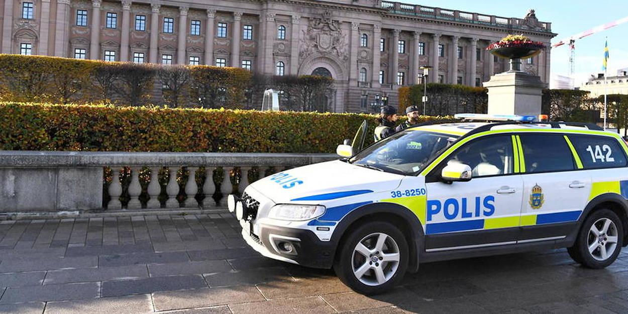 Une attaque terroriste en Suède