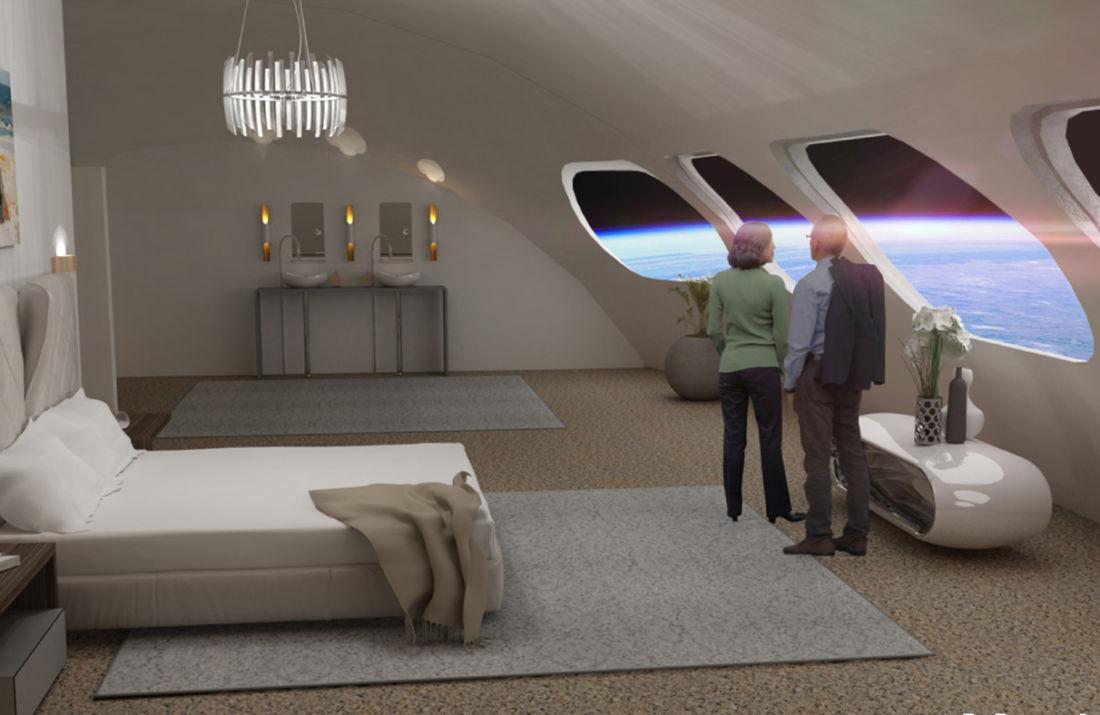 La Station Voyager : Le premier hôtel dans l'espace