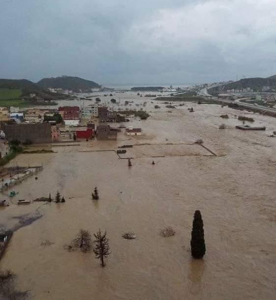 Les inondations continuent à frapper le Nord
