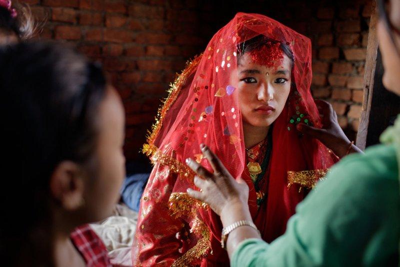 La crise sanitaire pourrait entraîner le mariage de 10 millions d'enfants
