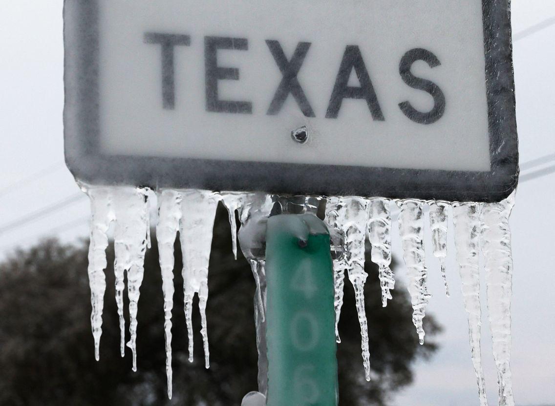 Au Texas, un réchauffement serait la bienvenue