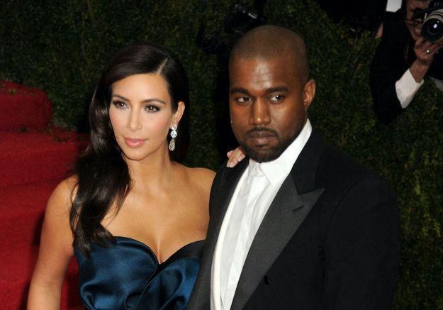 Kanye West refuse d'entrer en contact avec Kim Kardashian !