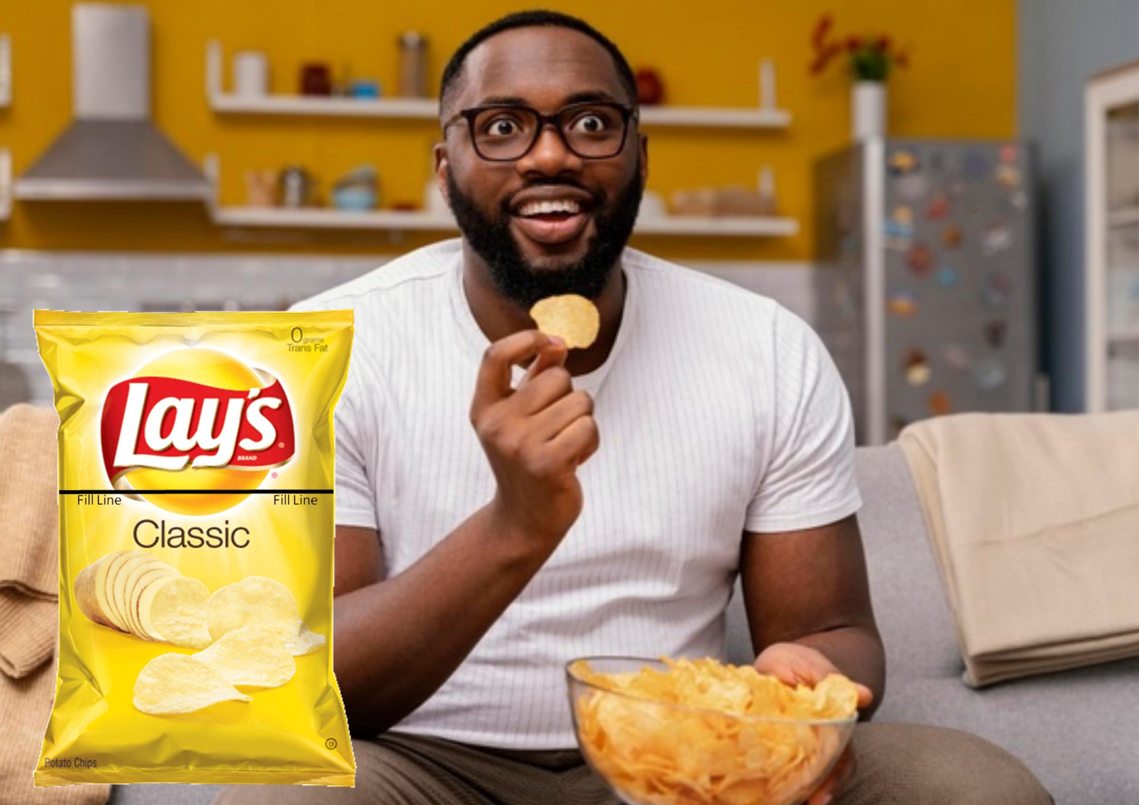 Lay's lance une application qui active les sous-titres quand vous mangez des chips