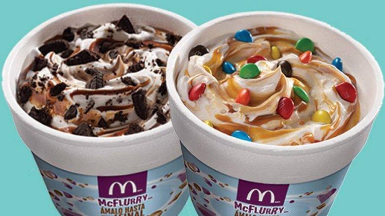 """McDonald's : Une recette """"McFlurry cake"""" cartonne sur TikTok"""