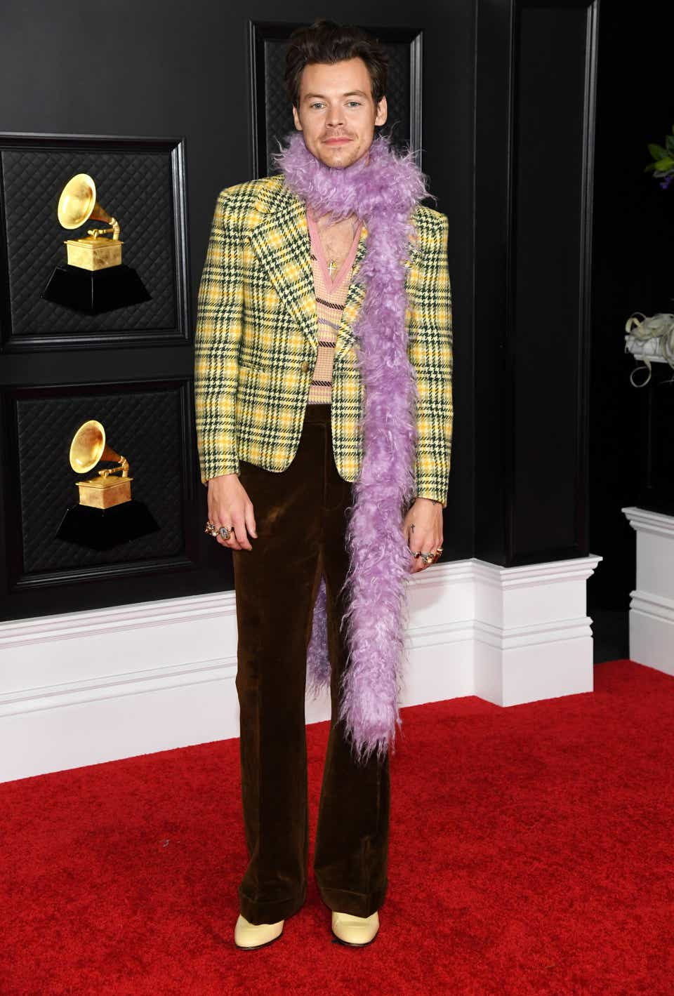 Grammy Awards : les plus beaux looks de la soirée
