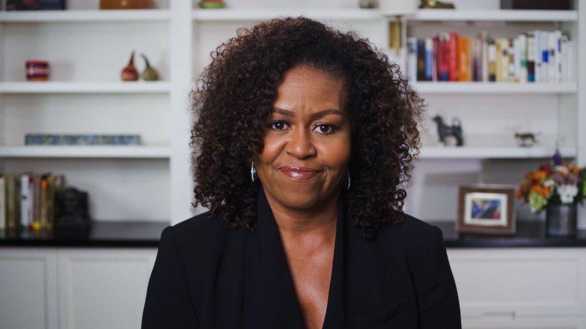 Michelle Obama réagit à l'interview de Harry et Meghan