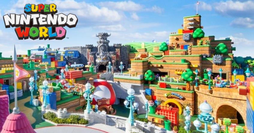 Incroyable : Le Nintendo World ouvre ses portes au Japon !
