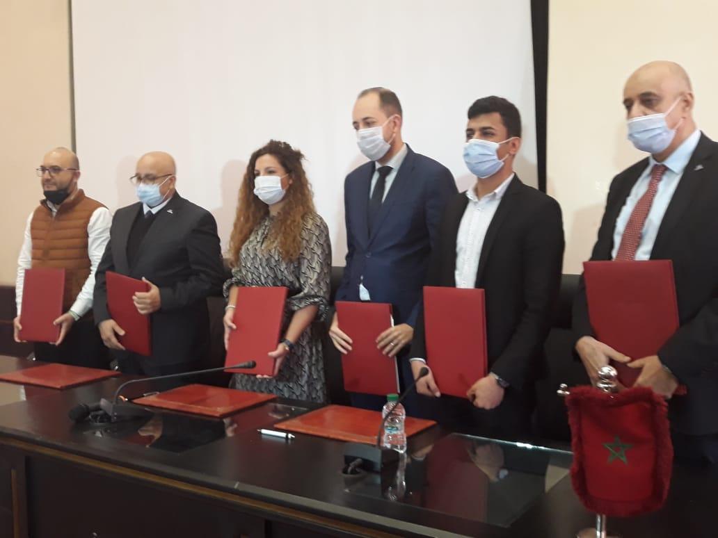 L'UMV de Rabat encourage la recherche scientifique et l'innovation