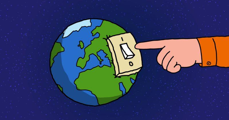 Earth Hour : journée mondiale pour éteindre la lumière pendant une heure !