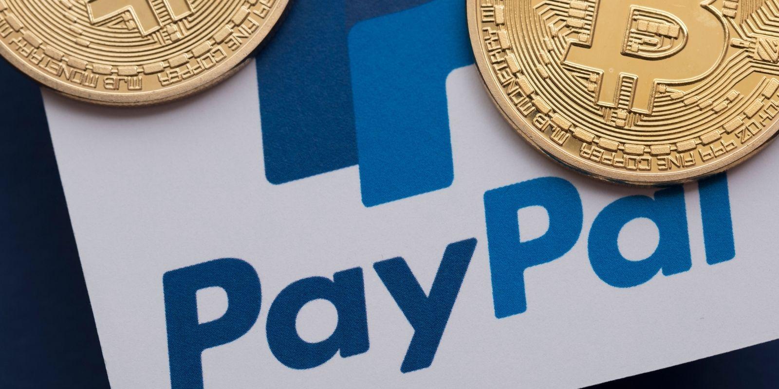 PayPal accepte enfin les cryptomonnaies