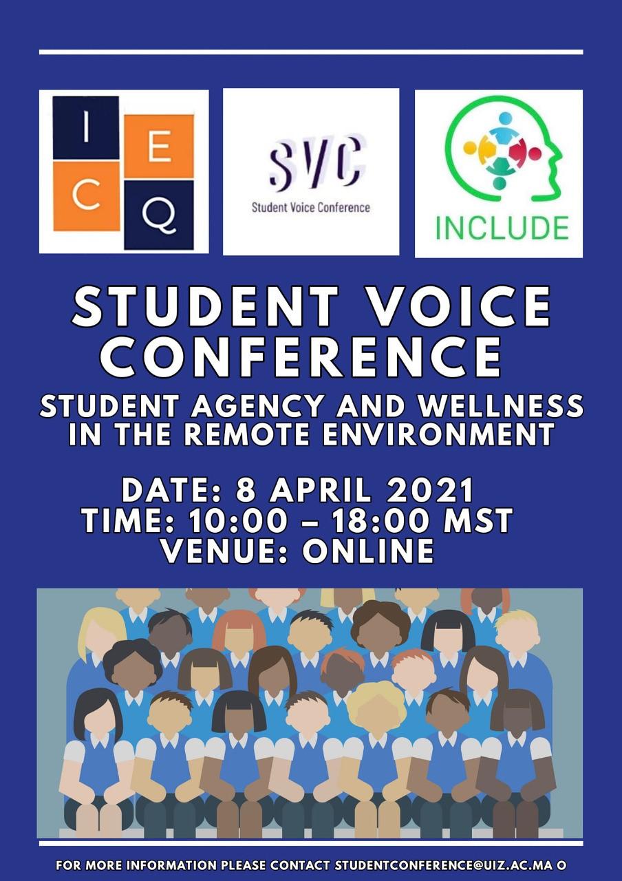 Première Conférence Internationale sur la Voix des Etudiants