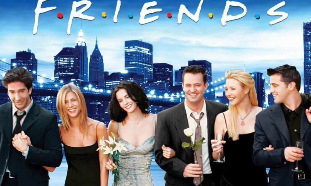 Le grand retour de la série FRIENDS : une photo dévoilée puis supprimée