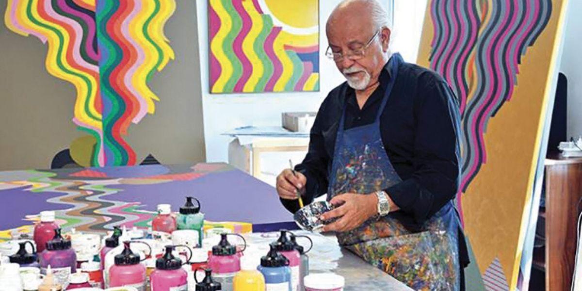 Marrakech : Une vente aux enchères d'oeuvres d'art en hommage à Mohamed Melehi