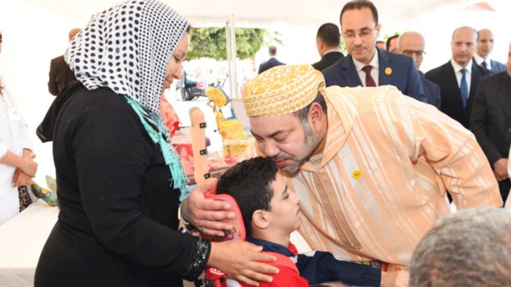"""SM le Roi Mohammed VI lance l'opération de soutien alimentaire """"Ramadan 1442"""""""