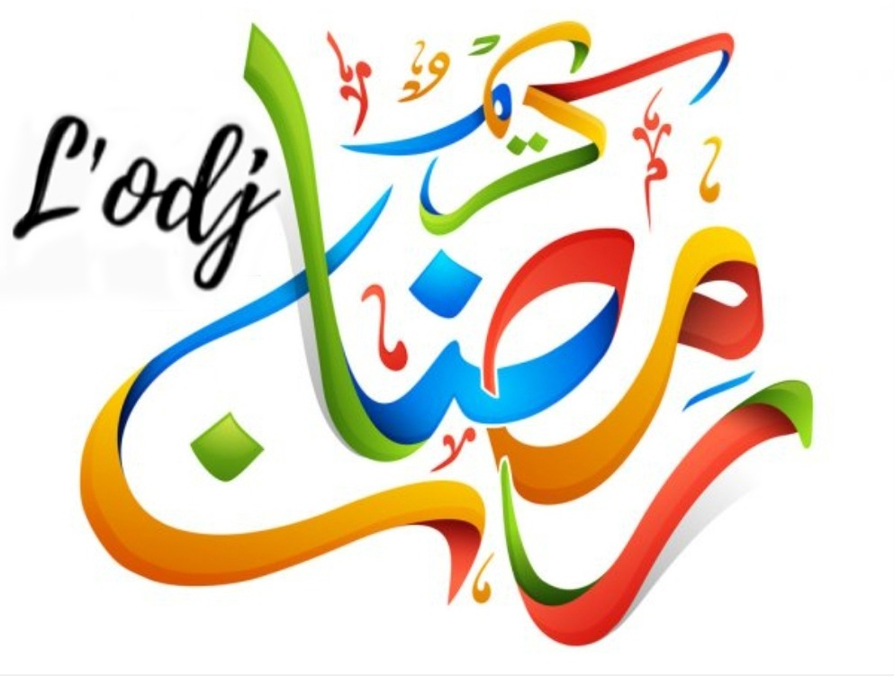 Maintenant que c'est vrai, alors bon Ramadan