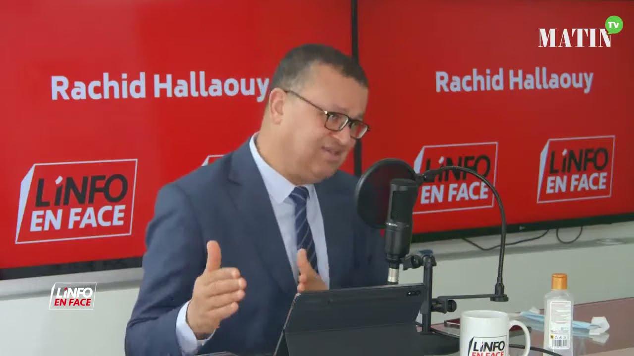 Abdelmounaim Madani DG de l'ANAPEC dans l'Info en Face éco