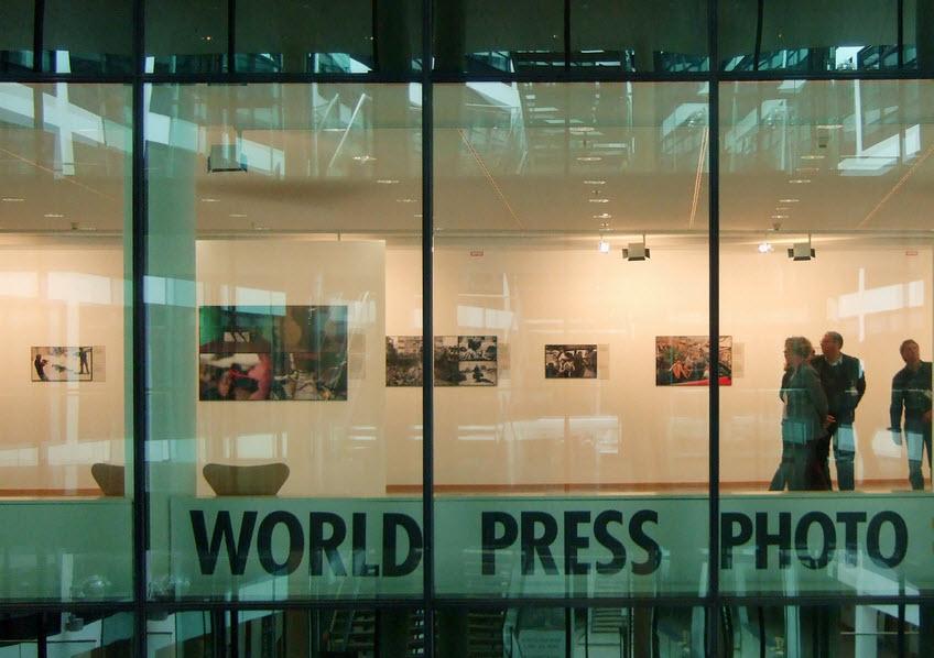 """Le """"World Press Photo"""" 2021 : un message d'espoir et d'amour"""
