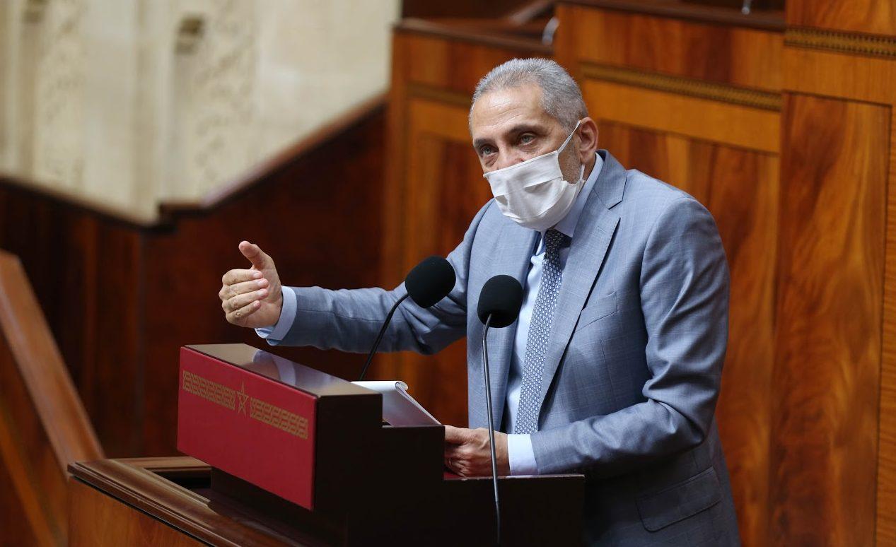 MHE se confesse…au parlement !