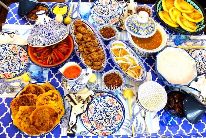 3 recettes délicieuses pour le Ftour de Ramadan