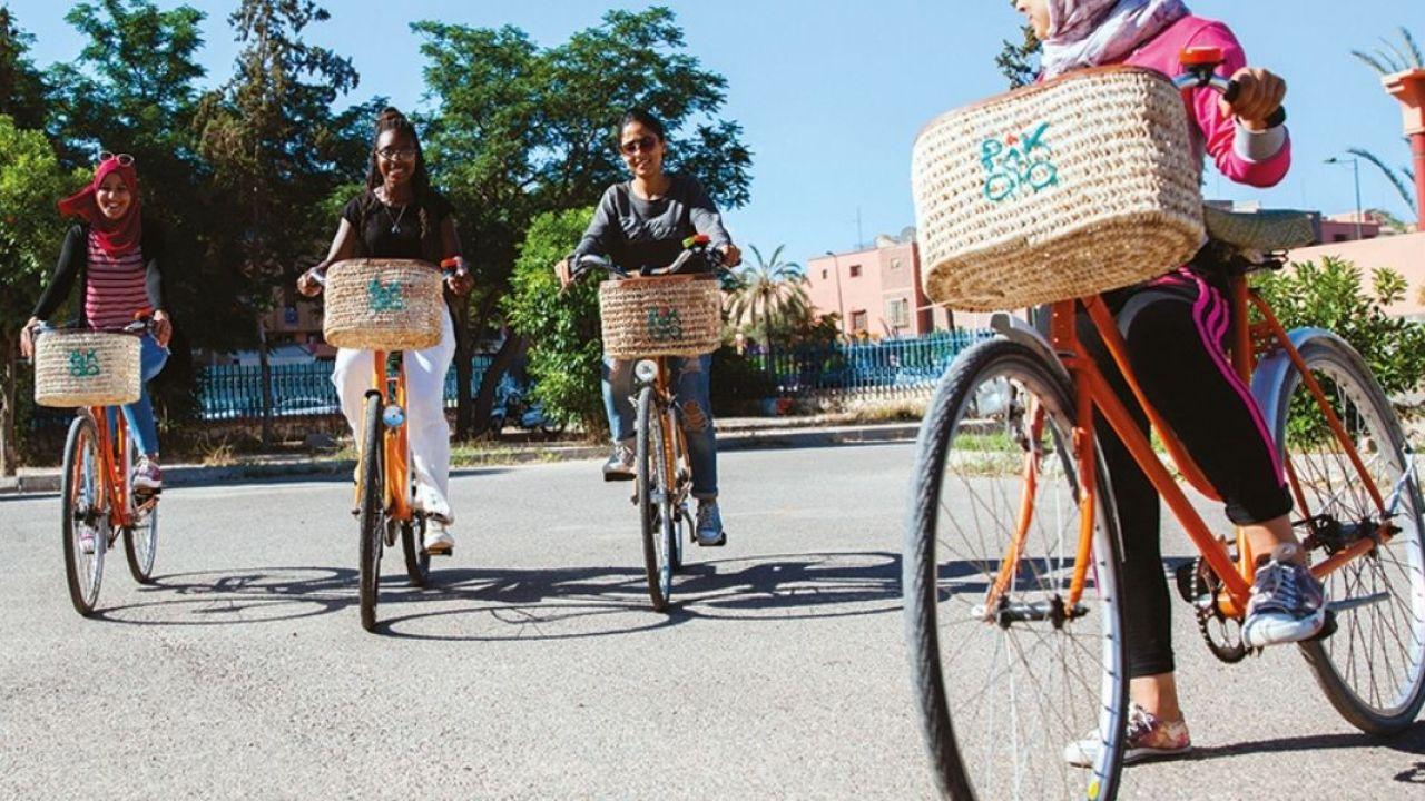 Marrakech : une hollandaise a lancé un projet de tourisme à vélo