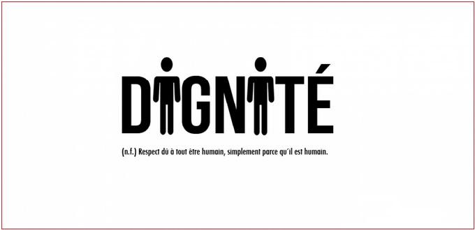 Avant la croissance et la prospérité… la dignité