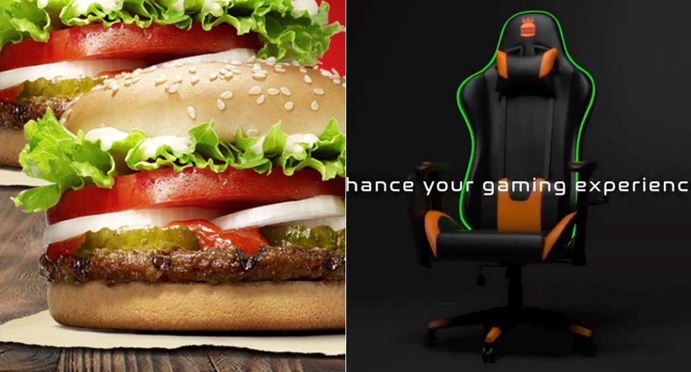 Vous êtes gamer et aimez le fast-food Burger King ? Cet article est pour vous !