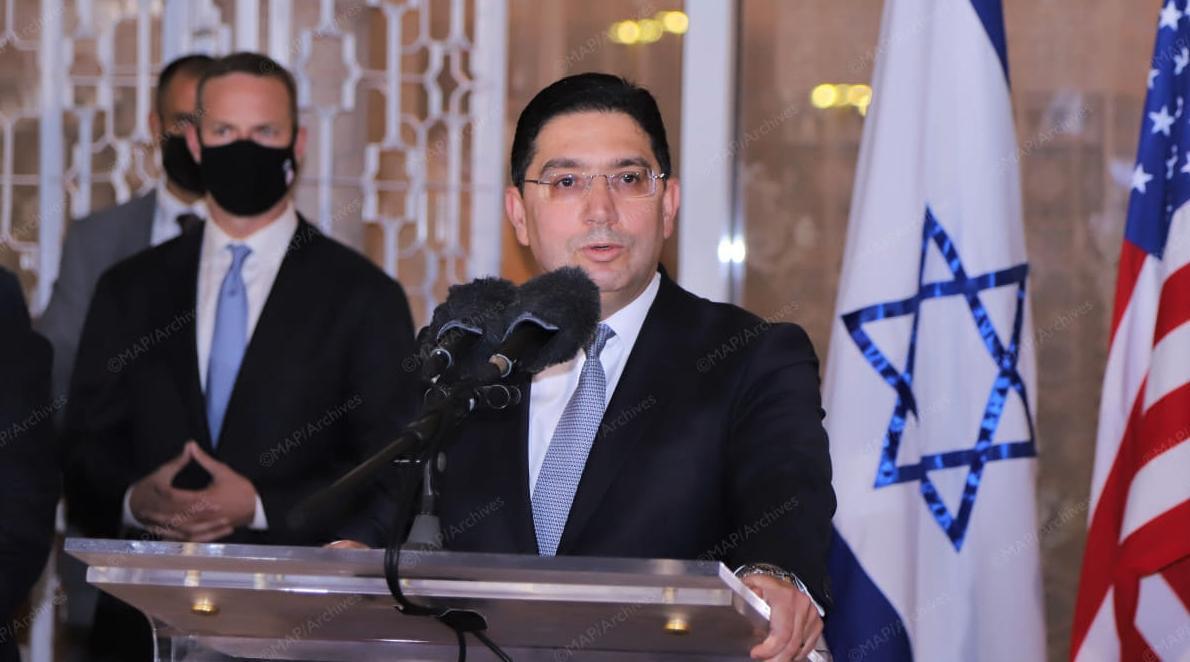 Bourita invité du puissant lobby pro-israélien des États-Unis, l'AIPAC