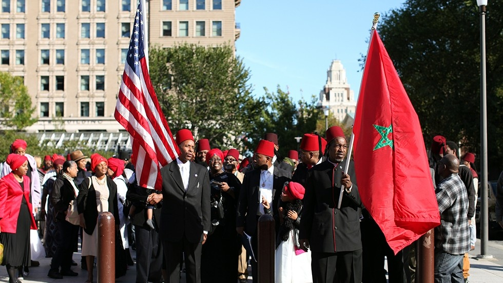 Les Moorish, des Afro-américains fiers de se dire originaires du Maroc