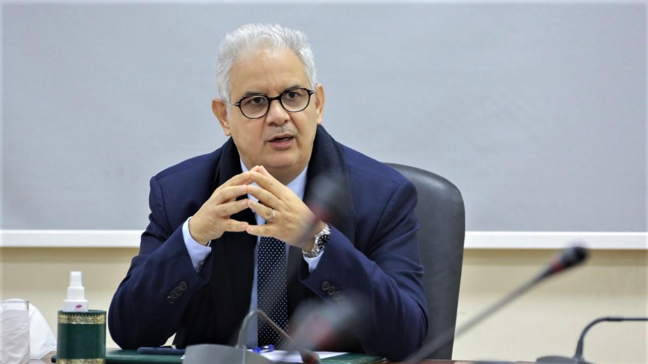 Nizar Baraka fustige la politique des « sapeurs-pompiers »