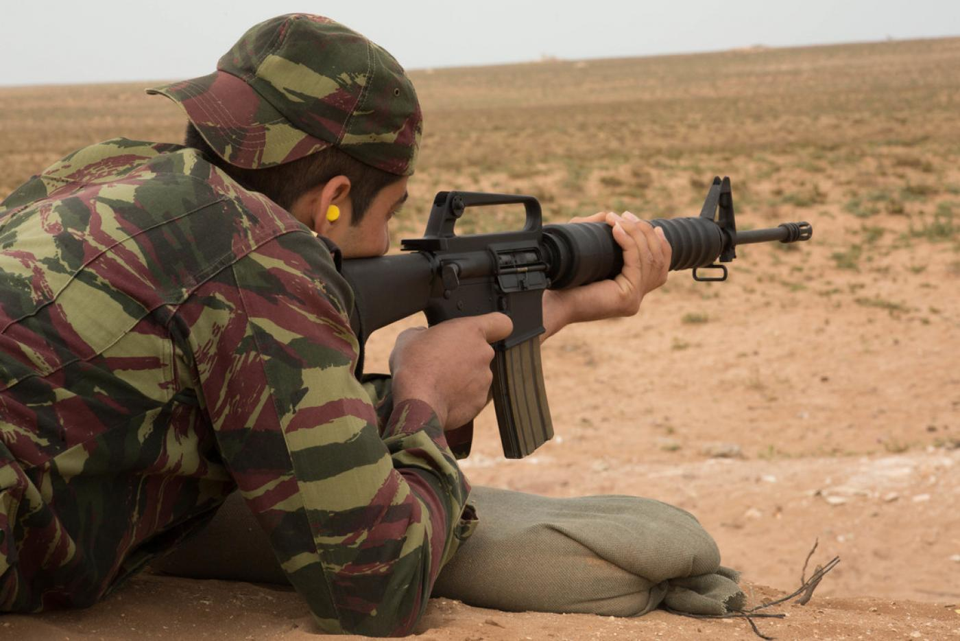 """Soldat des FAR aux polisariens : """"Approchez pour voir..."""""""