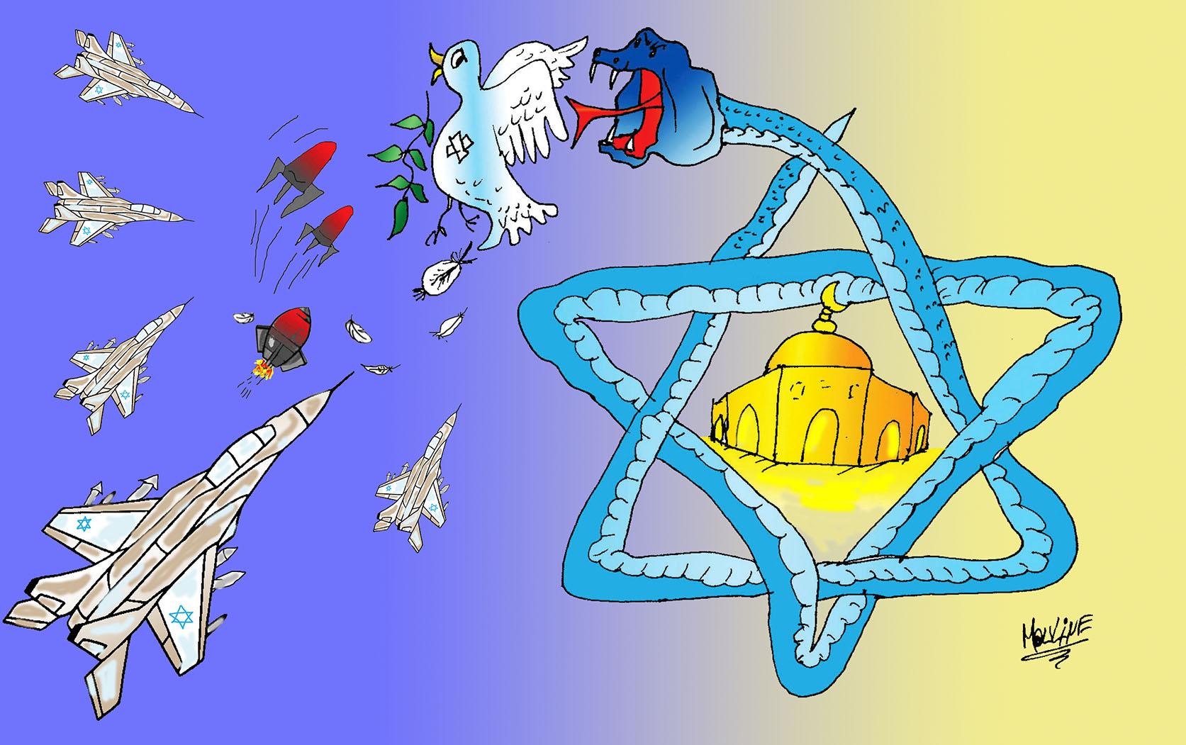 Ni paix, ni sécurité, ni développement sans les deux états