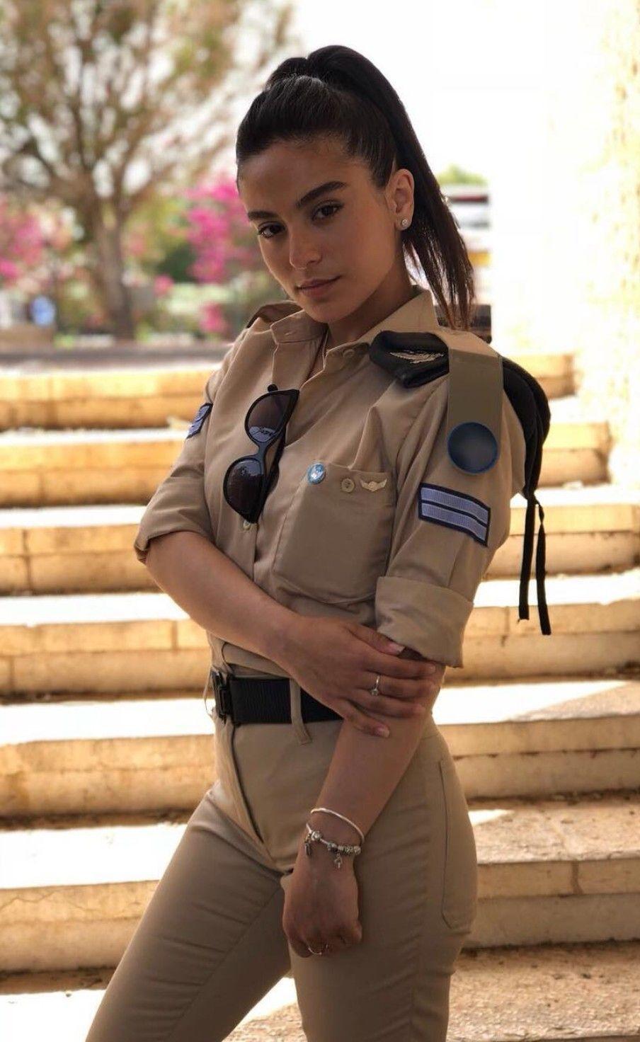 Soldate israélienne : quand les palestiniens voient ça, ils ont envie de combattre jusqu'à la victoire