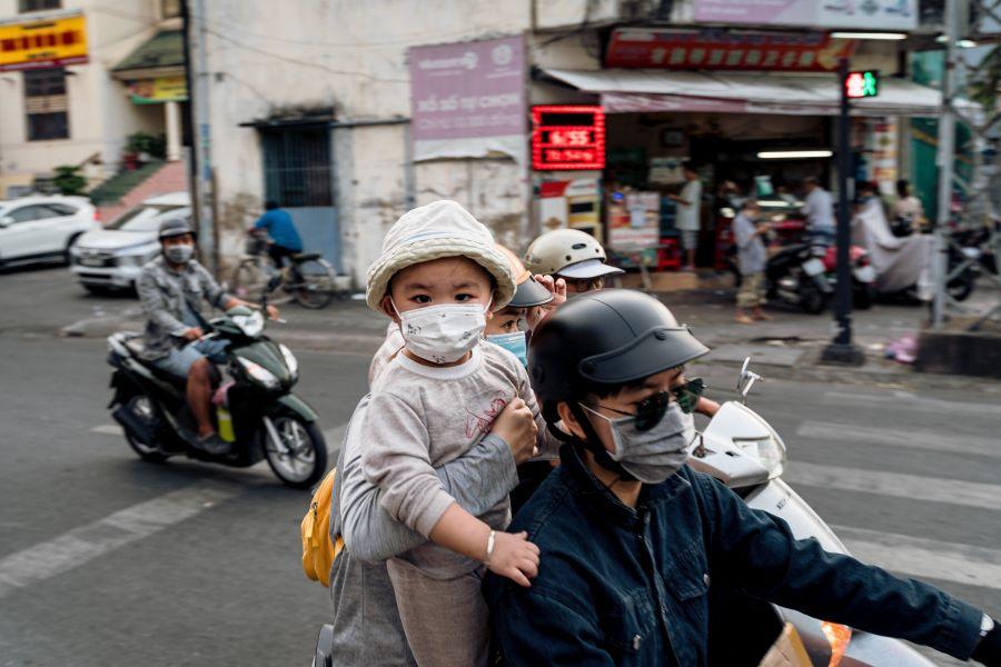 Nouveau variant vietnamien