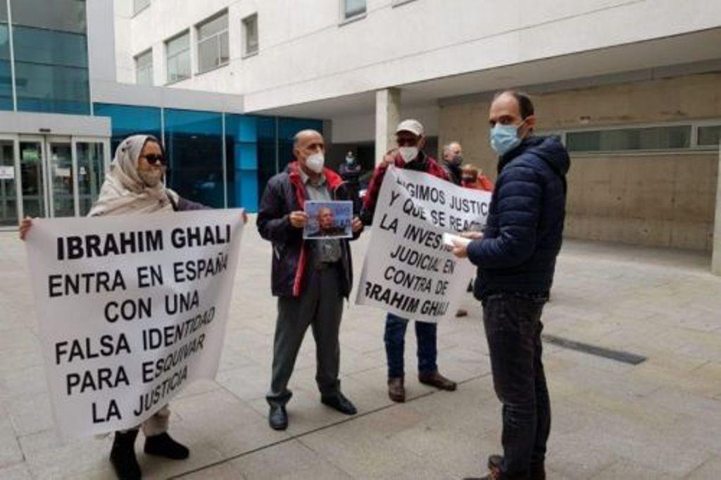 Les victimes de Brahim Ghali ne méritent pas la justice, selon Madrid