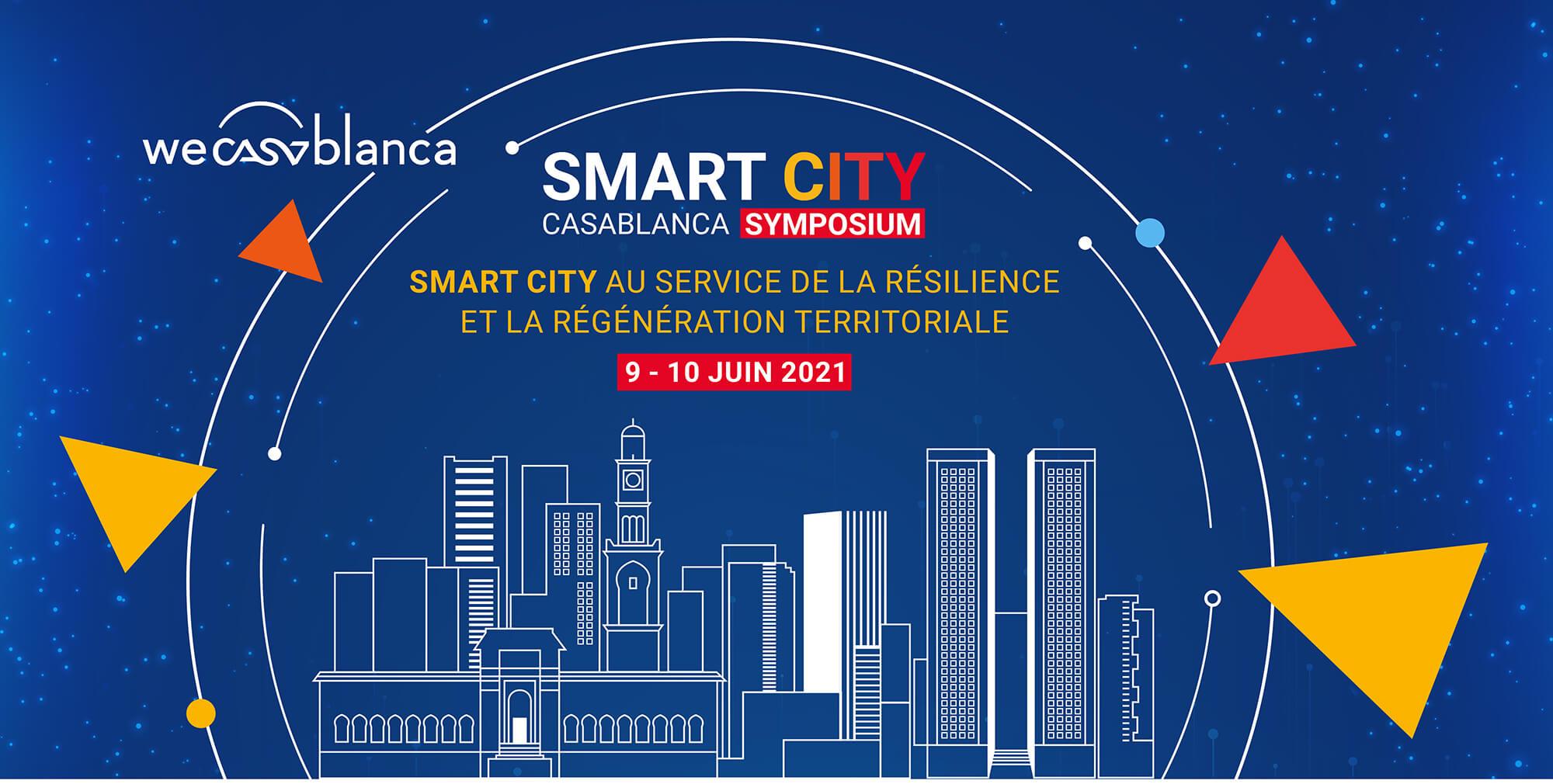Smart City Casablanca Symposium