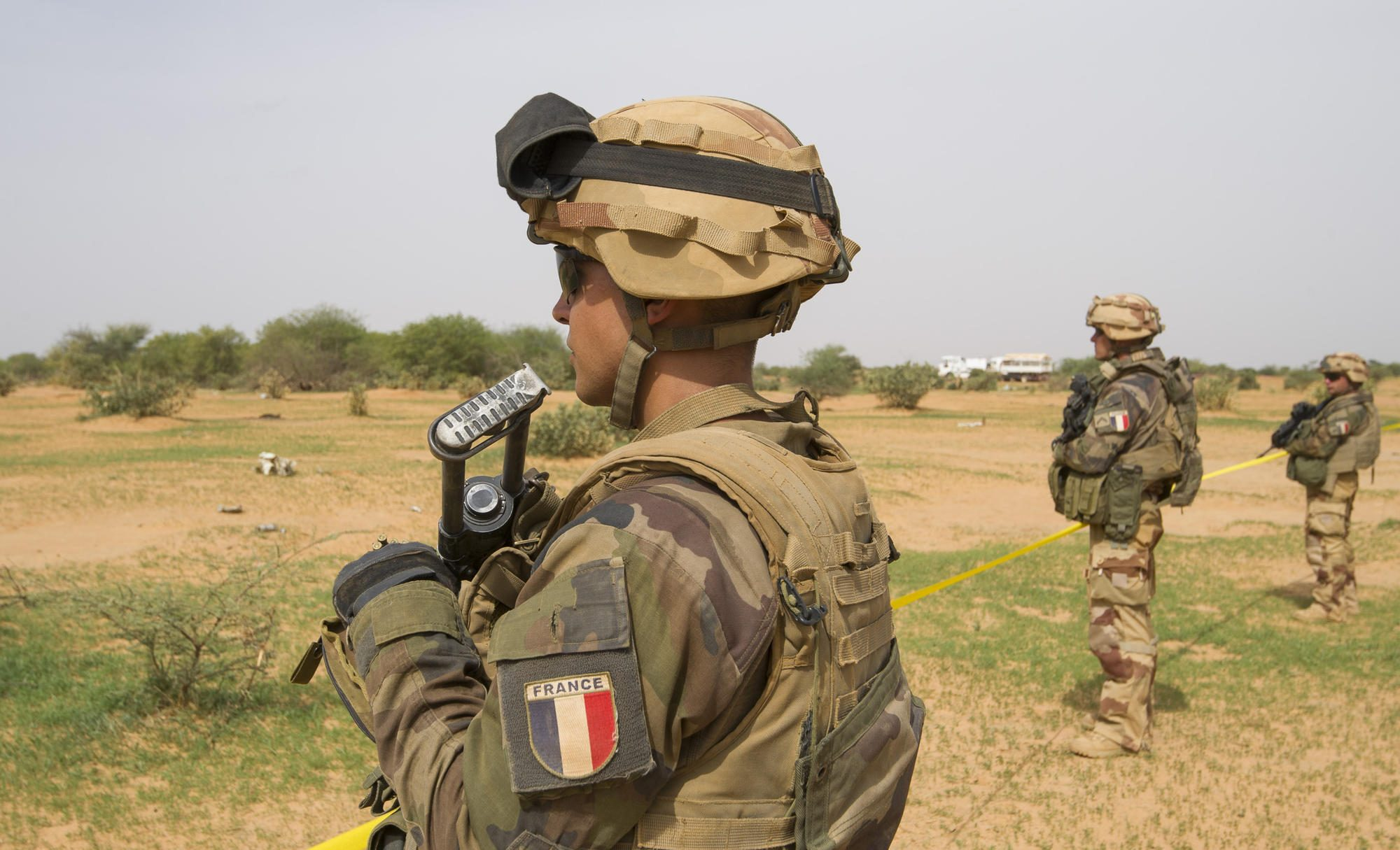 Un Sahel sans fin, la France abdique...