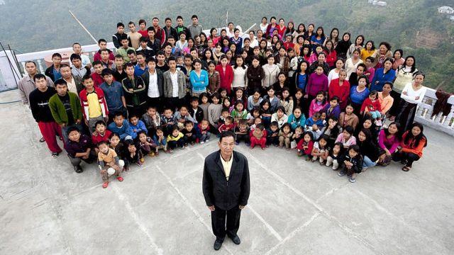 Le père de la plus grande famille au monde est décédé !