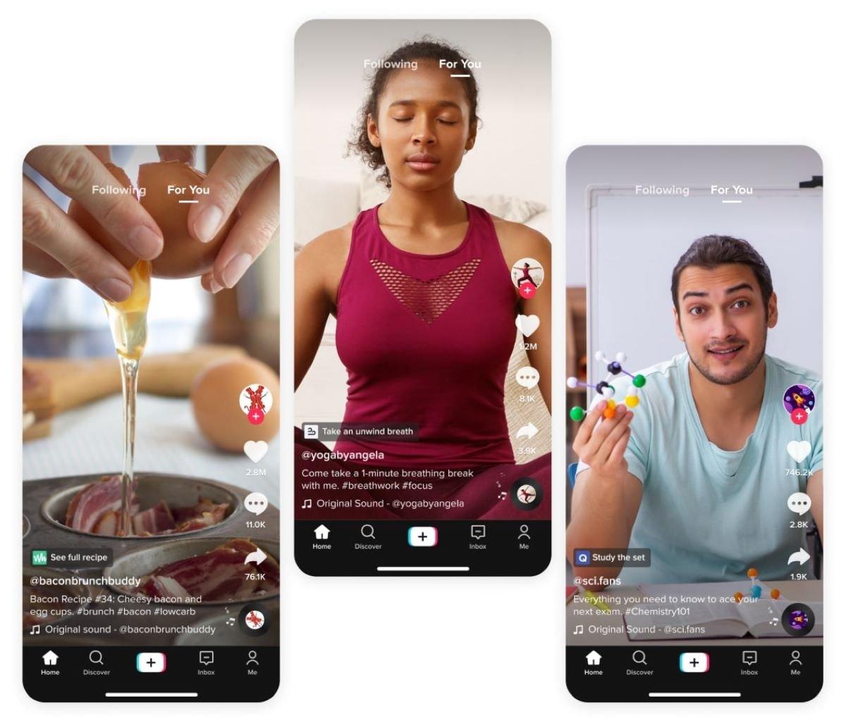 TikTok lance une nouvelle fonctionnalité appelée Jumps