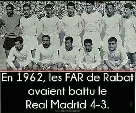 Souvenir : FAR - Real 1962