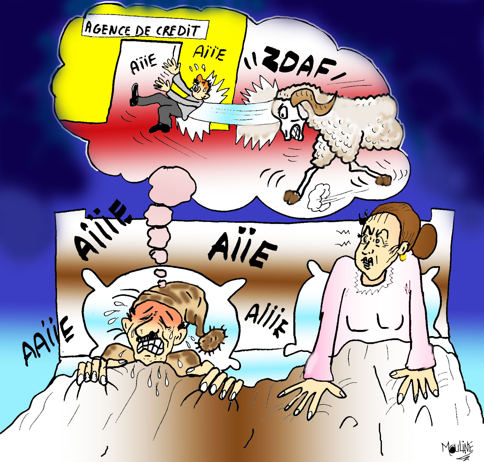Aïd Al Adha approche à grande vitesse…!