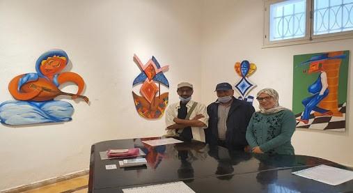 """Essaouira : une exposition collective célèbre """"l'art des Mogadoriens"""""""