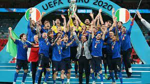 Euro 2020 :  L' Italie championne d'Europe
