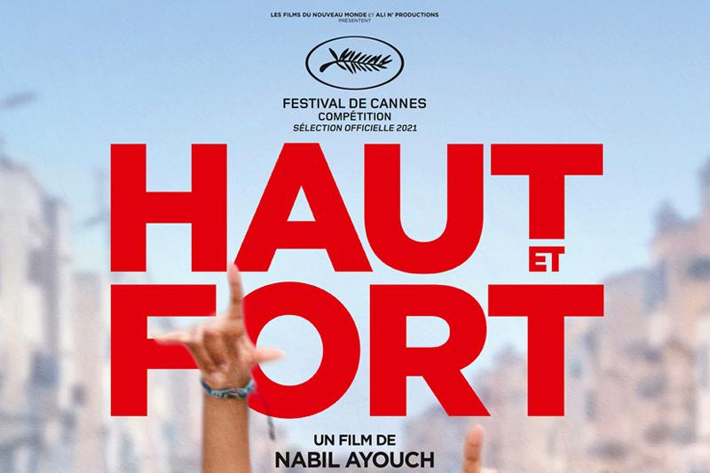 """La bande annonce de """" Haut Fort """" de Nabil Ayouch est enfin disponible"""