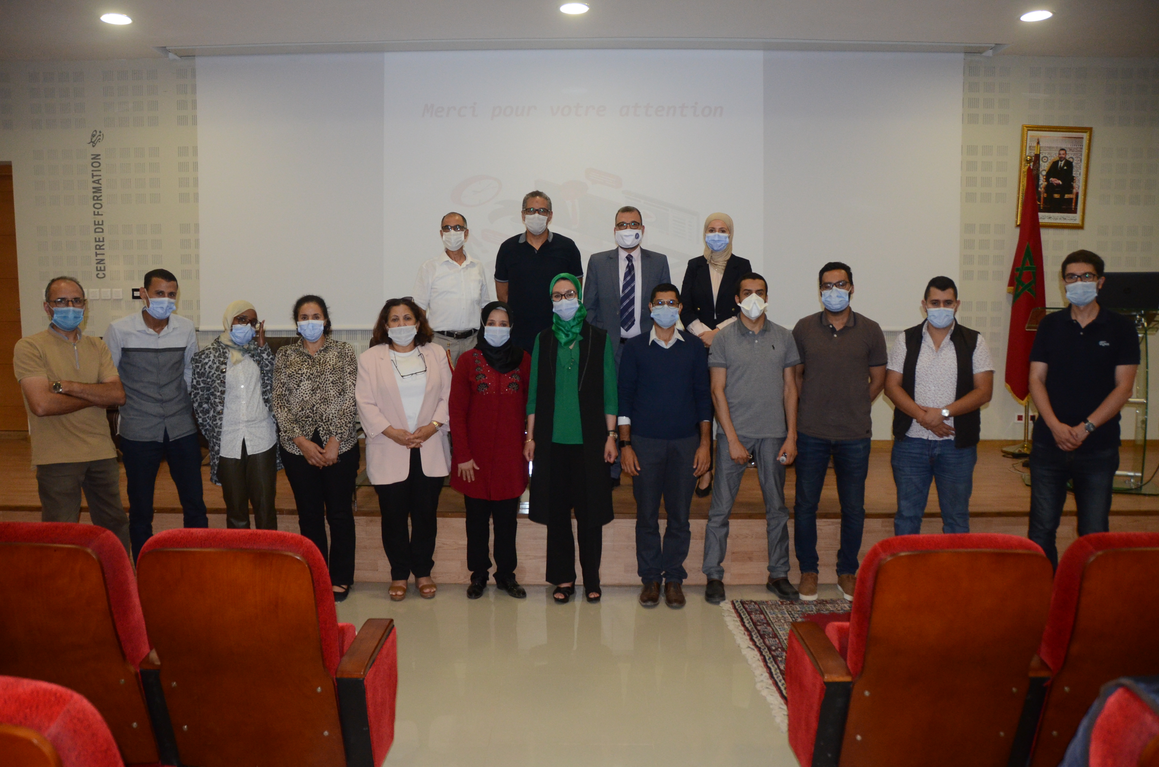 Journée de la Recherche de la Faculté de Médecine et de Pharmacie de l'Université IBN ZOHR d'Agadir