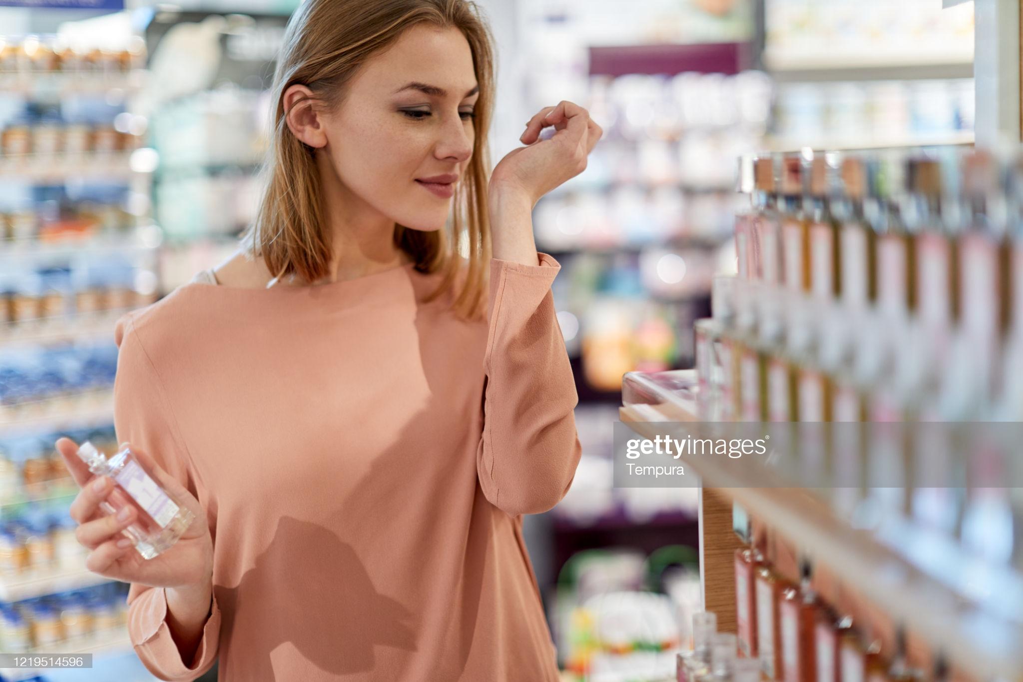 Un seul et même parfum ne sentira pas le même sur deux différentes personnes