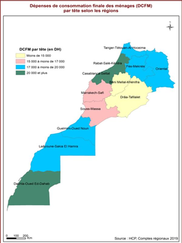 Comptes régionaux : L'année 2019 reconduit le creusement de disparités