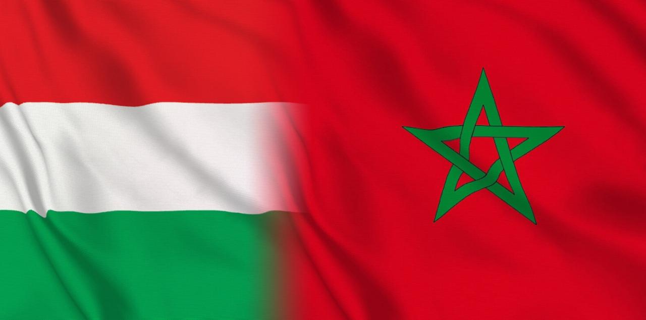 Quand Maroc et Hongrie sont sur le même bateau