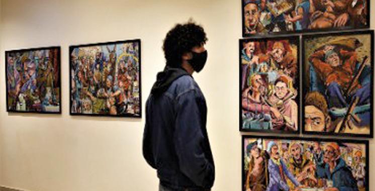 Marrakech abrite une exposition collective sous le thème 'espoirs contrariés'