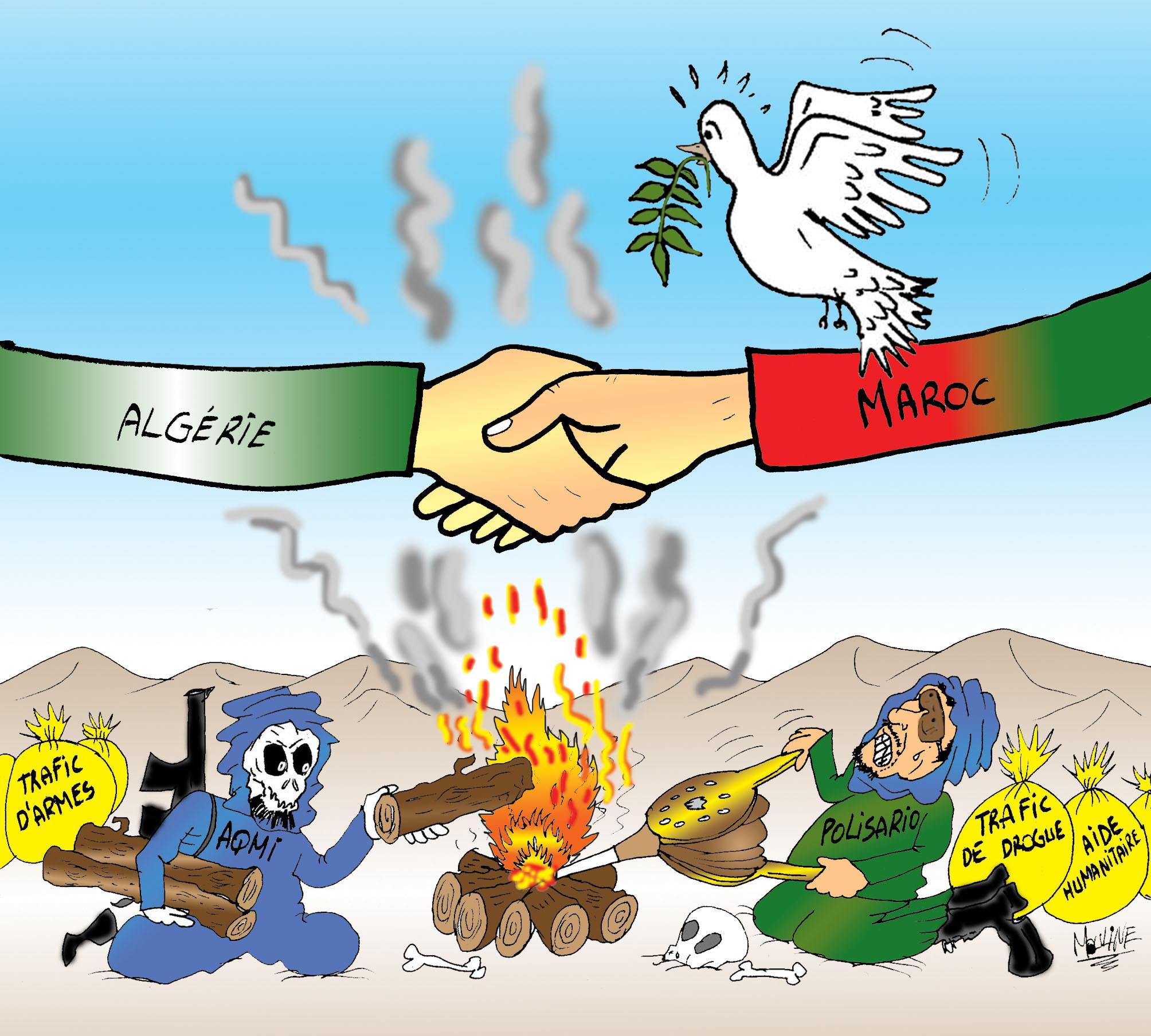 Développer les relations bilatérales… Un devoir historique