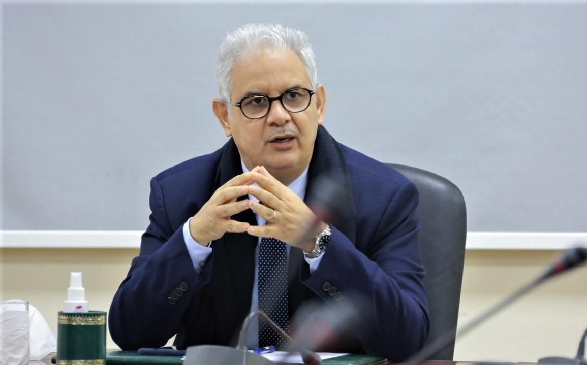 """Nizar Baraka : """"Dynamique et performance pour un Maroc prospère et équitable"""""""